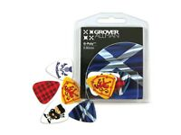 Scottish Style Plectrums Gift Pack