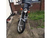 125cc motorbike spares and repairs running