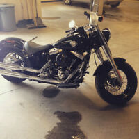 If you want a Softail Slim SAVE THOUSANDS