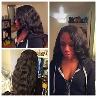 AFFORDABLE HAIR EXTENSIONS/ WEAVES SERVICES