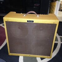 5F6A Bassman hand wired. For trade / sale