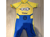 Minion swimsuit