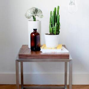 Two Drake End Table by Gus Modern