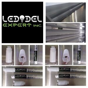 Certified Led / Del certifier