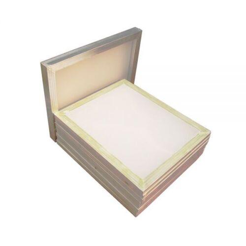 "US 6pcs Aluminum Frame Silk Screen Printing Screens 18""x20"" with 110 Mesh Count"