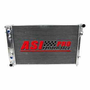 3 ROW/CORE ALU Radiator For 02 03 04 HOLDEN COMMODORE VY SS 5.7L GEN 3 V8 LS1 AU