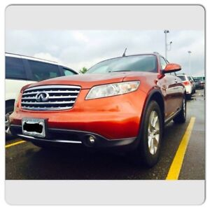 SUV for Sale - Infinity