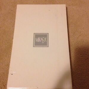 Mikasa - crystal picture frame - new in box Cambridge Kitchener Area image 3