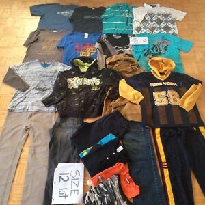 ASSORTED BOYS CLOTHING SIZE 9,10,11,12,14,16 up Kingston Kingston Area image 9