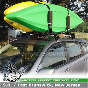 Looking for Kayak Rooftop Carrier or Brackets