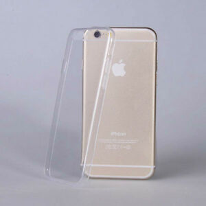 ULTRA THIN CLEAR SOFT COVER CASE FOR IPHONE 6 6S 6+ SNAP ON FLEX Regina Regina Area image 5