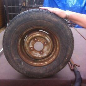 Mini wheel 10 inch