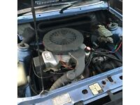 Escort mk3 engine and box