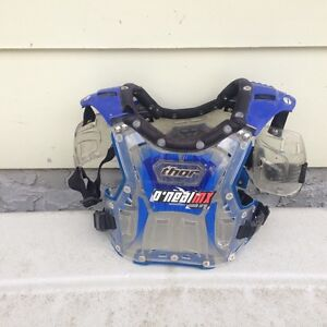 THOR kids chest protector