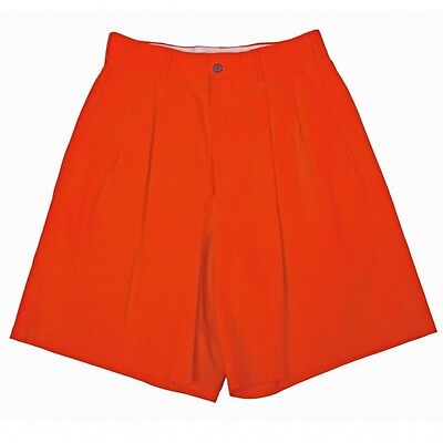 Yohji Yamamoto POUR HOMME Gabardine 2 tuck shorts Size S(K-32488)
