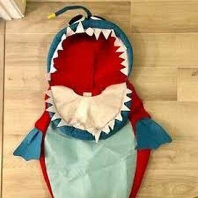 NWT/NEW Pottery Barn Kids Angler Fish Costume Size 7-8
