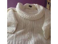 Ladies jumper/dress size 18