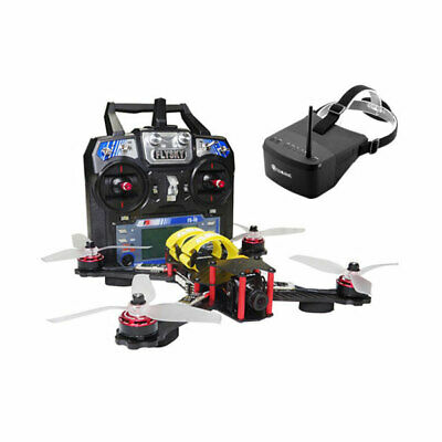 ARRIS C250 FPV Racing Quad FPV Drone RTF Combo with ARRIS EV800 Goggle
