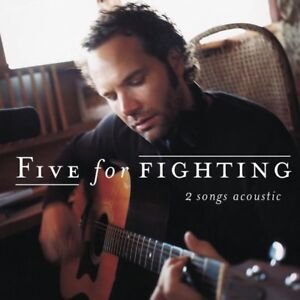 Songwriters - Five for fighting - w/ String Quartet - June 23