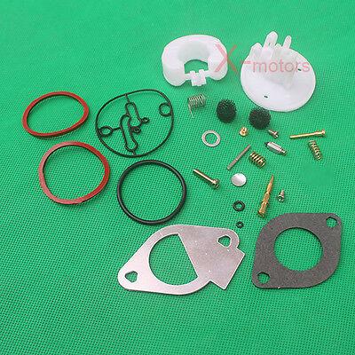 Carburetor Rebuild Kit Master Overhaul For Briggs   Stratton Nikki Carbs 796184