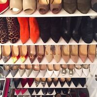 Declutter your closet and organize your home