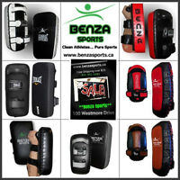 BENZA THAI PADS ON SALE STARTING AT $37.99 + FREE SHIPPING!!
