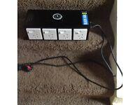 Black Box 8-Way Contactor & Timer
