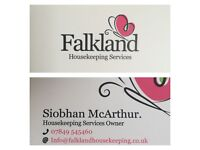 Falkland Housekeeping Services