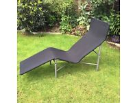 Sun lounger from habitat good condition