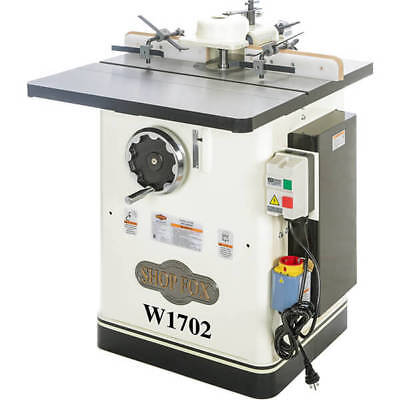 Shop Fox W1702 3 Hp Quality Wood Shaper-new