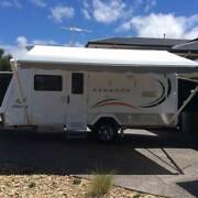 Caravan Hire 2012, Jayco Expanda Outback with Ensuite Cranbourne South Casey Area Preview