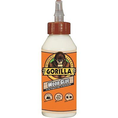 8oz Gorilla Wood Glue Strongest Glueadhesive In The Jungle