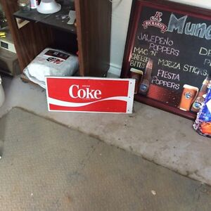 Beer signs for the man cave!! Just in time for Christmas !!  Regina Regina Area image 9