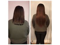London Mobile Spray Tanning & Micro Ring Hair Extensions