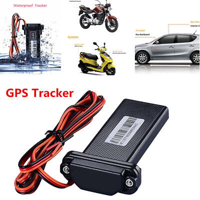 A11 Gsm Gps Real Time Tracking Sms Vehicle Motorcycle Monitor Tracker Practical