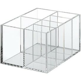 Muji Acrylic Partition Desk Organizer