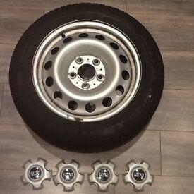 Mini Countryman Steel Wheels & Winter Tyres