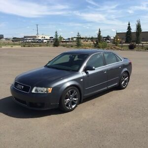 Audi A4 Trade For Motorcycle
