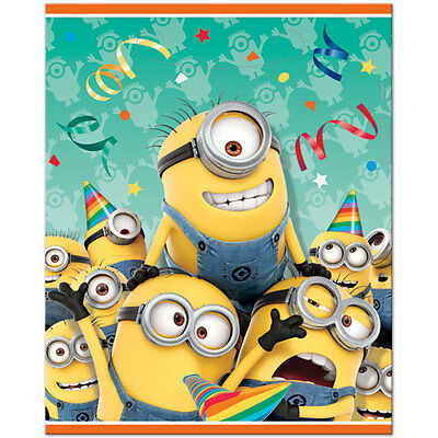16 COUNTS Despicable Me Minion Made Treat Favor Birthday Party Loot Gift 16Bags](Despicable Me Treat Bags)