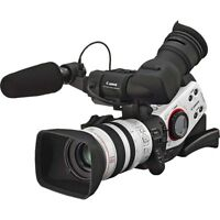 Canon xl1 camcorder for sale.