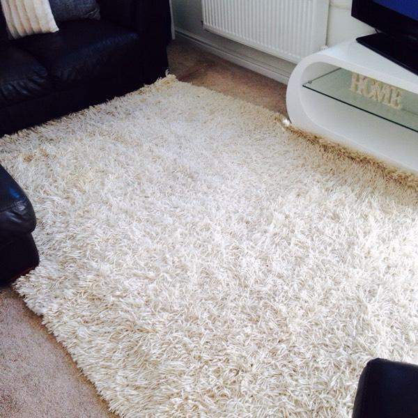 cream ikea rug buy sale and trade ads find the right price