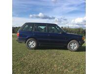 Range Rover Diesel Auto