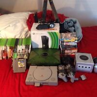 Video game bundle for sale or trade!
