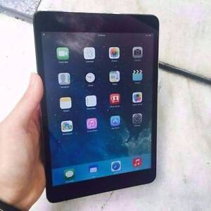 iPad Mini 1 16gb Wifi + Cellular 4G Space Grey with Charge Cable Surfers Paradise Gold Coast City Preview