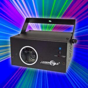 Laserworld EL-230RGB 230 mW Multi-Colour Beam DJ Club Bar Laser System