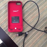 iPhone 5 Mophie (charging case)