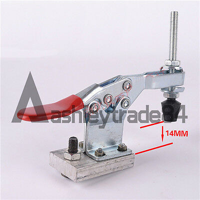 Cnc Router Fixture Engraving Machine Fastening Platen Quick Clamp Fixture Plat