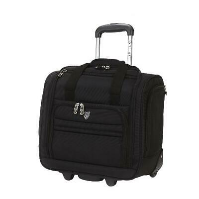 """Underseat 16"""" Rolling Carry-on Luggage In-line Skate Wheels"""