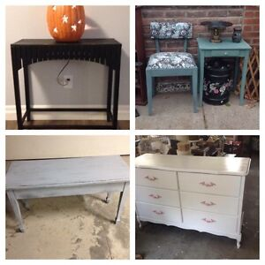 Looking to add life to an old piece of furniture? Belleville Belleville Area image 3