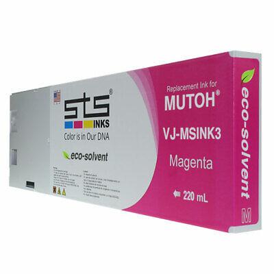 220mil Mutoh Eco-solvent Ink Magenta